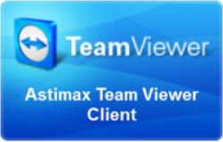 Astimax Teamviewer Client